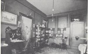 Hagen Studio, Roy Building 1888-9. Mt St. Vincent University, Halifax Coll.