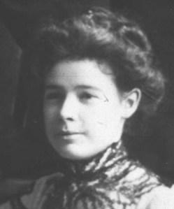 Young Alice Hagen