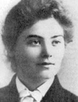 Young Emily Carr