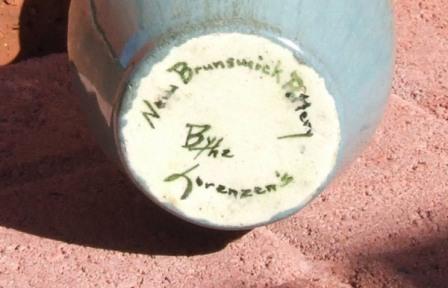 Lorenzen's Painted Signature, Dieppe New Brunswick