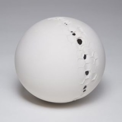 Ann Mortimer. Blasted Sphere. n.d.