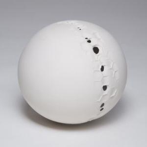 Ann Mortimer. Blasted Sphere. n.d.