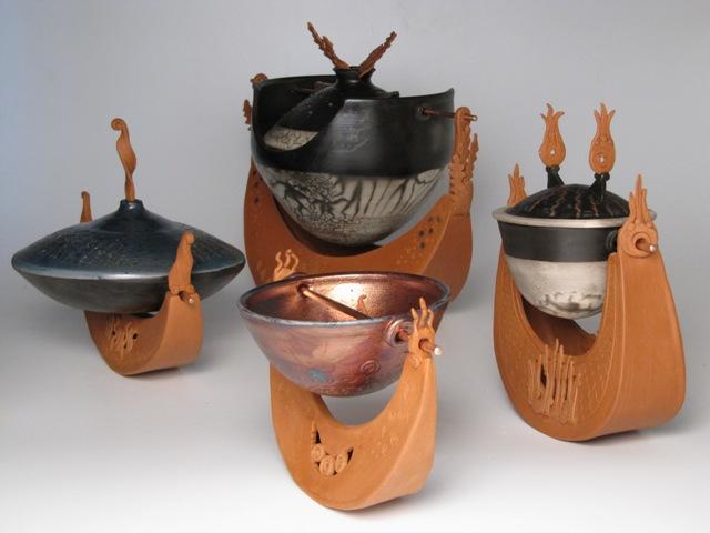 """Carol Smeraldo. 2009. Under Sea Fleet: Rock the Boat"""""""