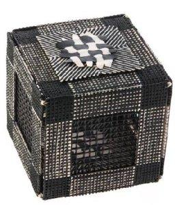 Black Box with Weaving, 2011. Photo: Chris Riordan
