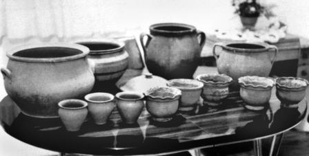 Rupchan Pot Collection
