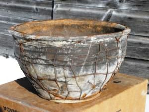Rupchan pot found on Kijiji