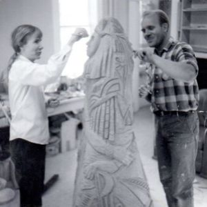 Folmer Hansen and Lorraine Malach