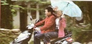 Ann Mortimer in China