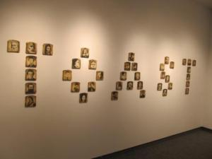Keith Campbell, The Toast Exhibition, Tom Thomson Gallery. Courtesy of the artist.