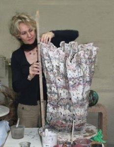 Susan Collett. In Israel. 2009.