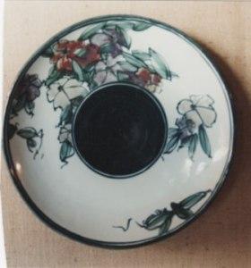 Connie Pike. Decorative Bowl, 1992-2014