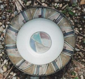 Connie Pike. Decorative Bowl. 1992-2014