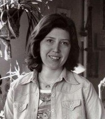Connie Pike c. 1978-81, Lavoy, AB