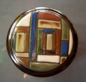 Connie Pike Circular Box, n.d.
