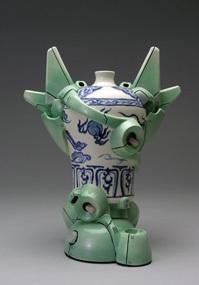 Brendan Tang. MO ver. 2.0-e , 2003. 29.2 x 22.9 cm. (front view)