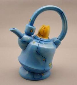 Brendan Tang. Teapot, 2003