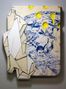 Brendan Tang. Fragment 2, 2013