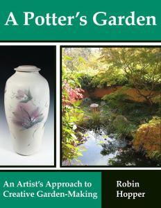 Robin Hopper, A Potter's Garden, Cover