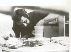 Gaetan Beaudin, Céramique; Artistes plasticiens par Comeau;