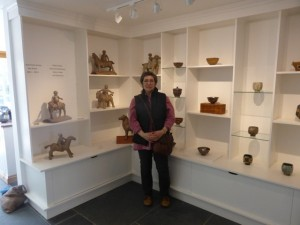 Debra Sloan:The Show at the Leach Pottery, St. Ives