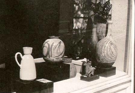 Stan And Jean Clarke Studio Ceramics Canada