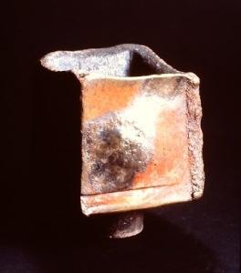 Tea Bowl Form. 1986; Tom Smith