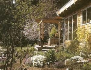 Robin Hopper. Metchosin House, BC, 1980