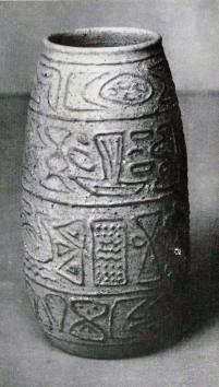Thomas Kakinuma. Vase, 1955, $50.00 Purchase award. Courtesy of the National Gallery of Canada.