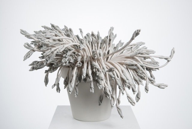 Amelie Proulx. Metaphores Mortes. Photo source: Canadian Clay and Glass Gallery