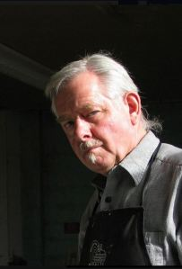 Les Manning. 2013. Photo: Alberta Craft Council.