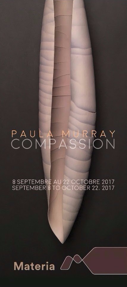 Paula Murray. Compassion Exhibition Poster