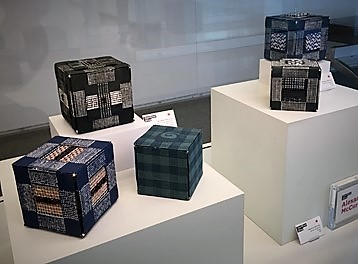 Alexandra McCurdy. Boxes at the Gardiner. January 2018.