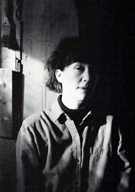 Barbara Tipton portrait from Ceramics Monthly, December 1987