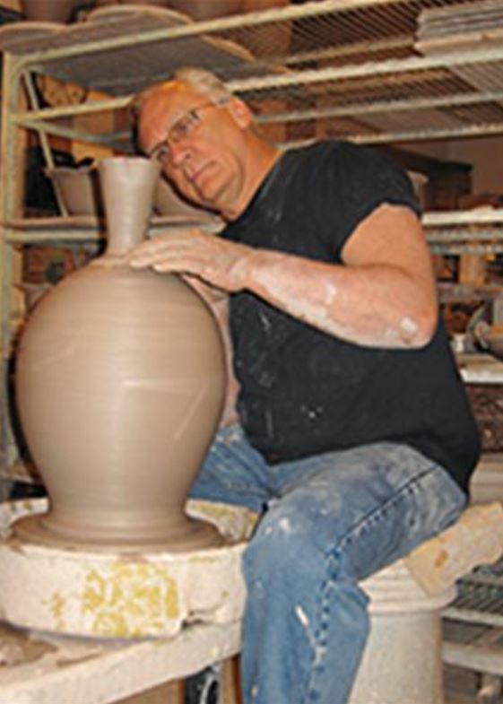 Donn Zver today, at his Troy, Ontario studio.