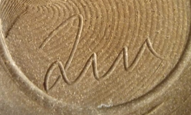 Donn Zver engraved signature